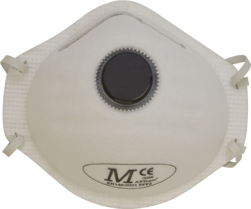 Ppe Moulded Disposable Dust Masks With Valve